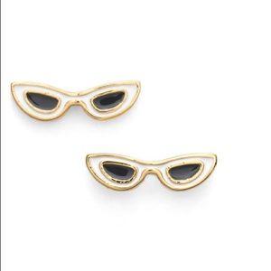 Kate Spade♠️ In The Shade Sunglasses Earrings R
